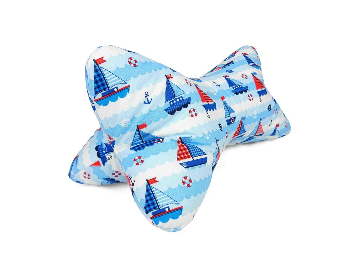 Leseknochen – Segelboote
