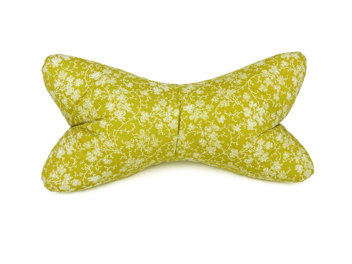 Leseknochen – kleine Ranken hellgrün