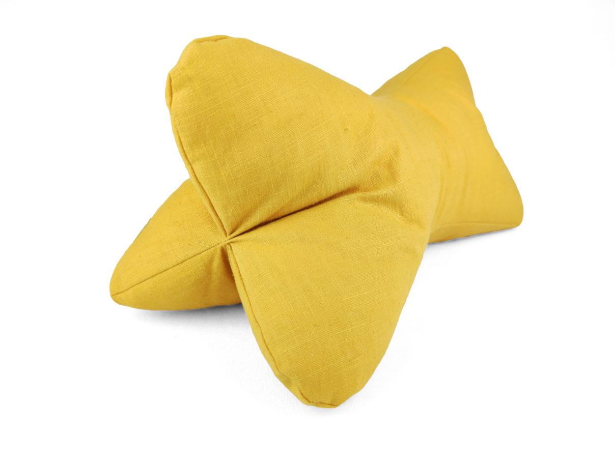 Leseknochen – Ramie gelb