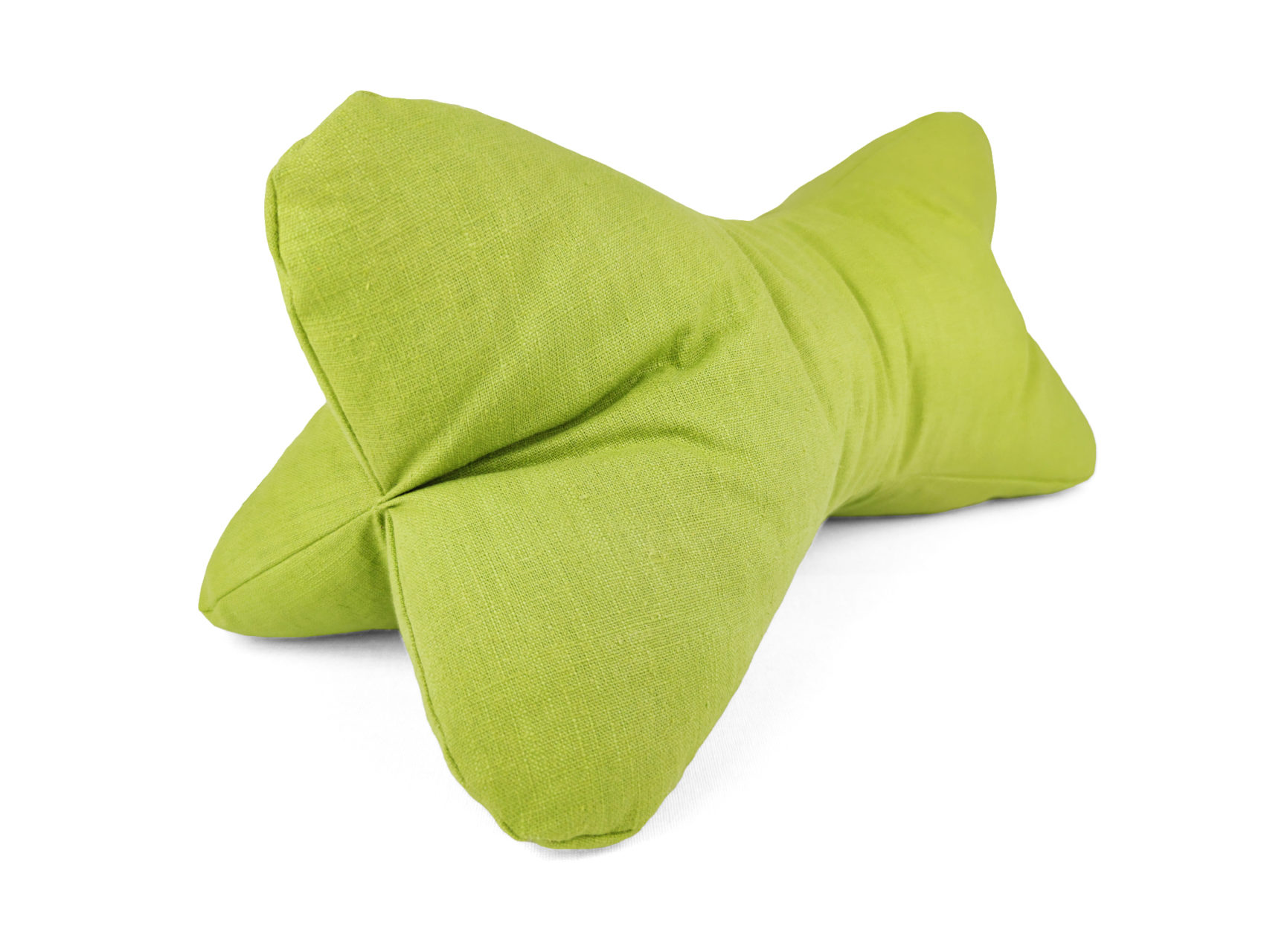 Leseknochen Ramie maigrün hellgrün
