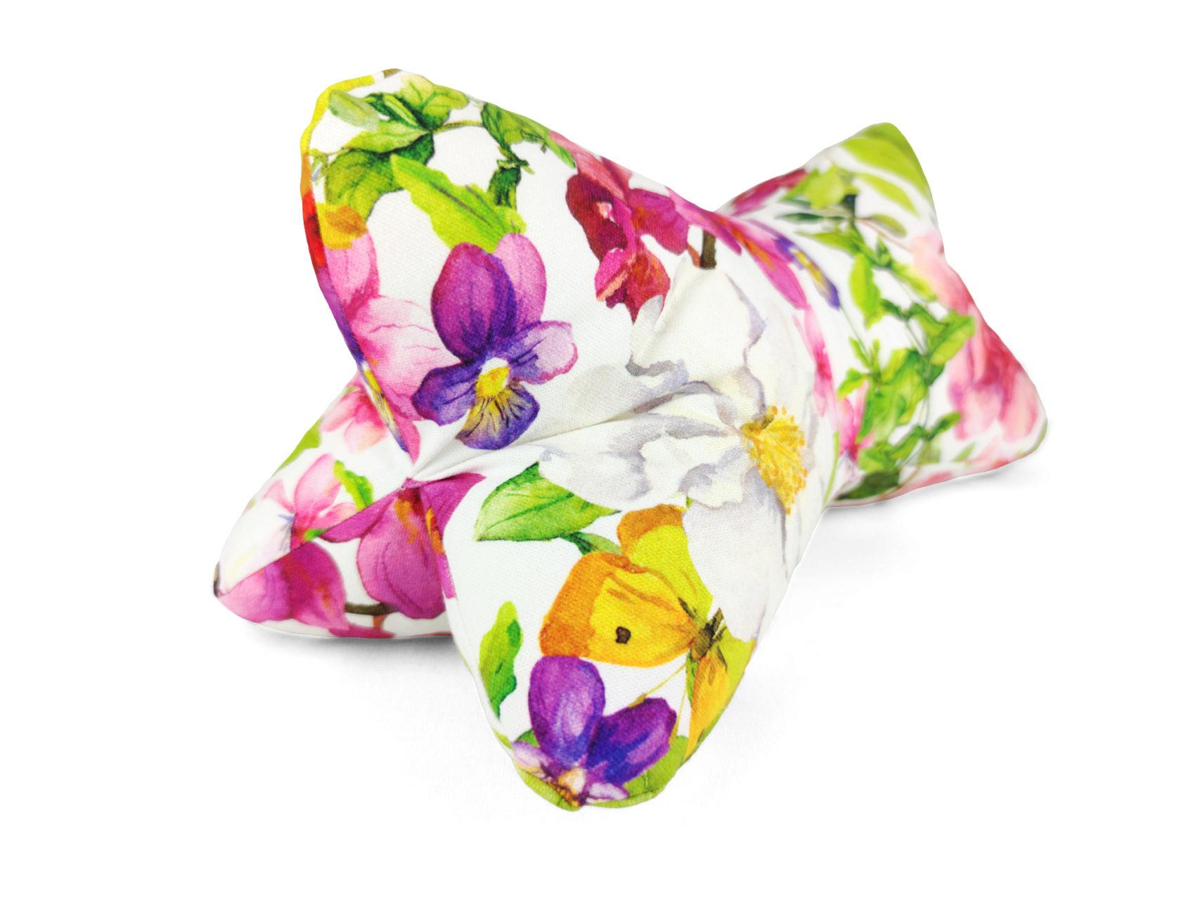 Leseknochen beautiful bloosom bunte Blumen