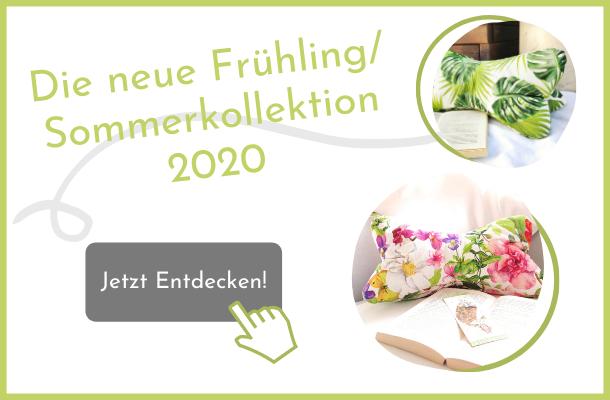 Plückefinken Leseknochen Frühling-Sommerkollektion