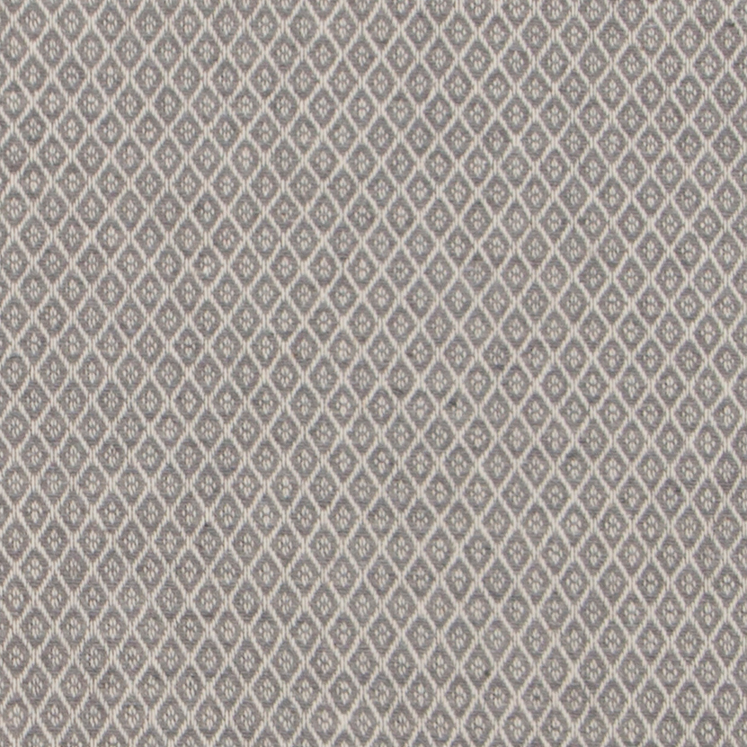 Kissenbezug 40×40 – Rauten grau