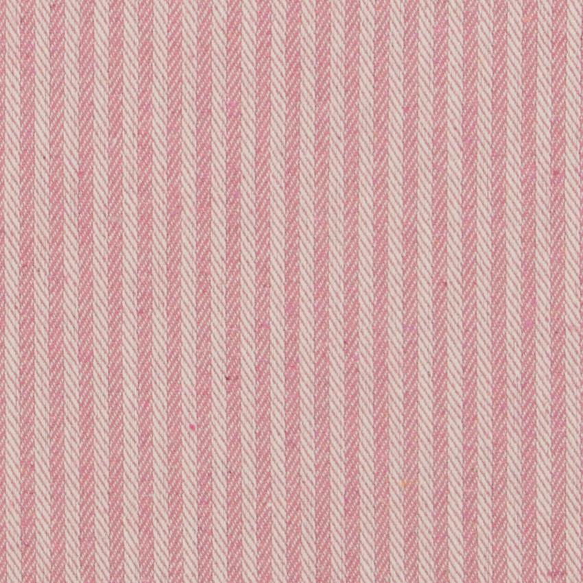 Kissenbezug 40×40 – Streifen altrosa