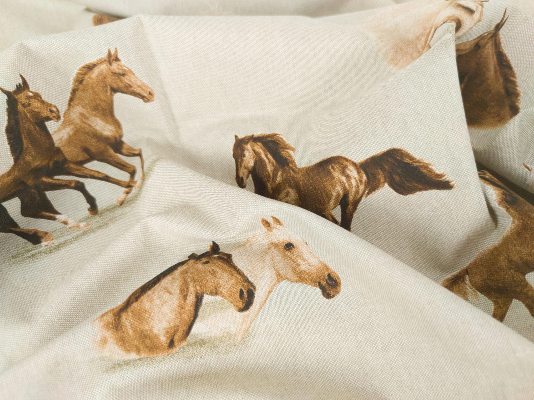 Leseknochen-Pferde