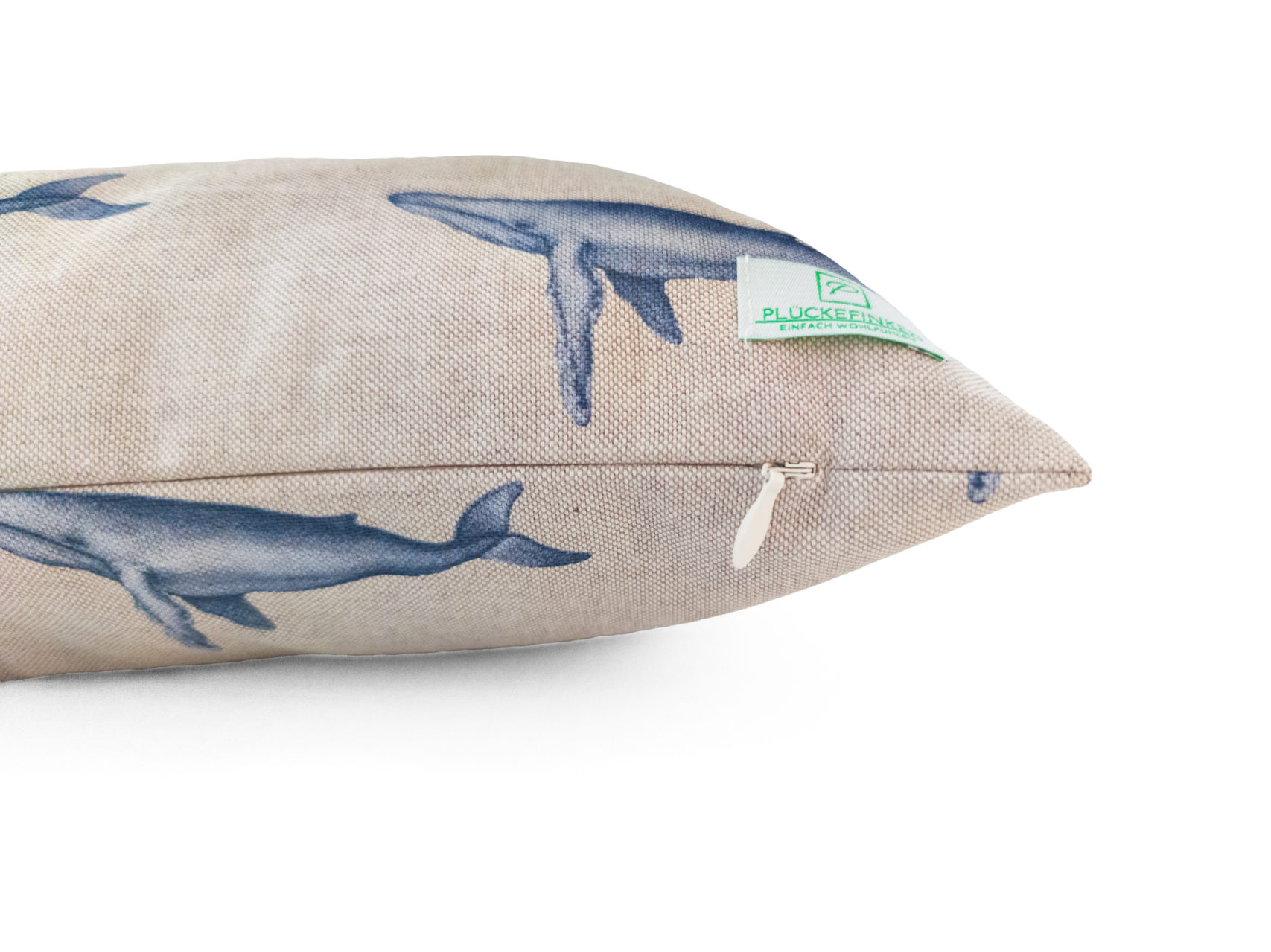 Kinder-Kissenbezug-40x40cm-Wale-blau